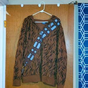 Star Wars Chewbacca xxl hoodie